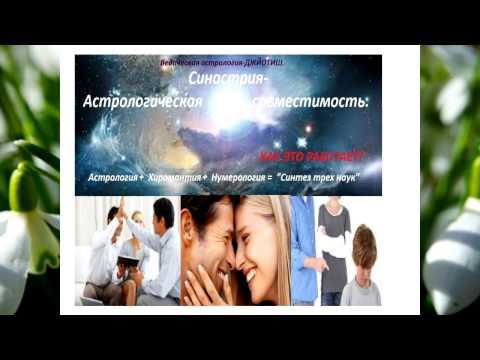 Арина Кейро 26.03.17 Синастрия - астрологическая совместимость