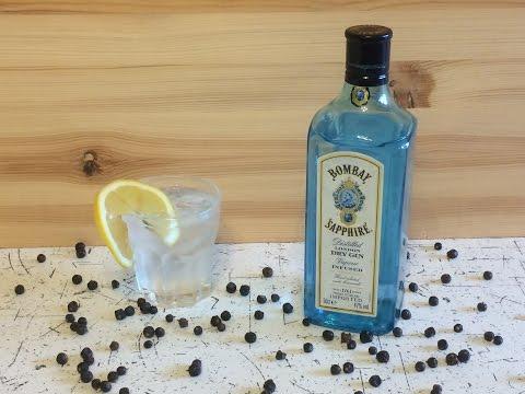 Как не надо делать джин