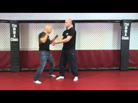 MMA Krav Maga Quick Finish DVD Taster