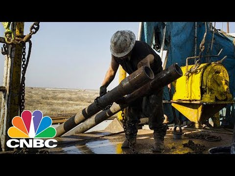 Bulls Bet On Crude Oil | Trading Nation | CNBC