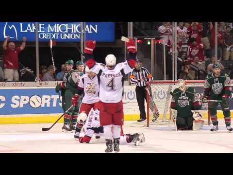 5/1/13 Houston Aeros at Grand Rapids Griffins highlights and post game comments