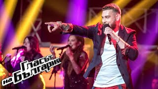 Hristo Vasilev - Hit The Road Jack | Live Shows | The Voice of Bulgaria 2020