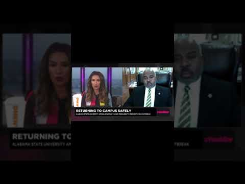 Draganfly customer Alabama State University featured on Cheddar