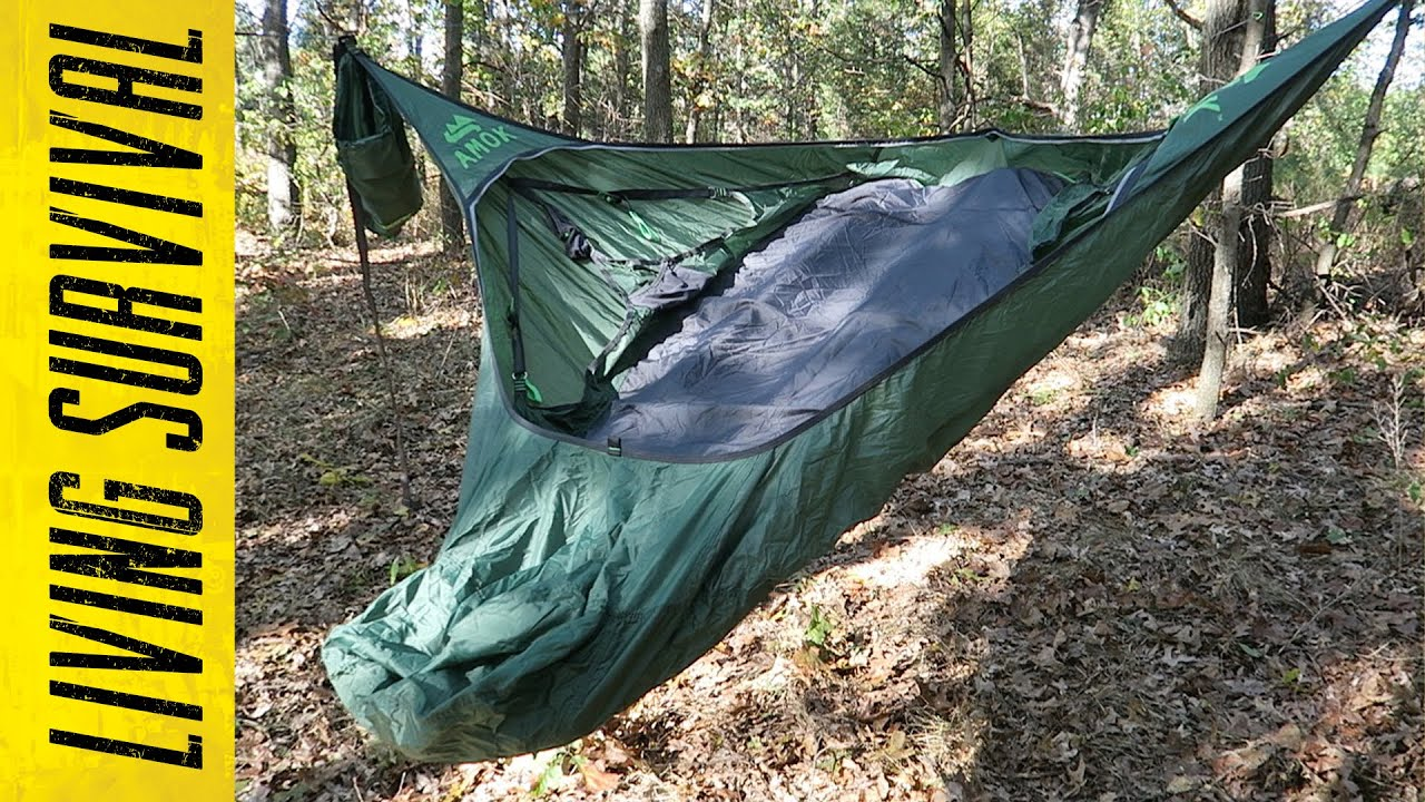 amok draumr 3 0 hammock  u0026 tarp review   youtube  rh   youtube