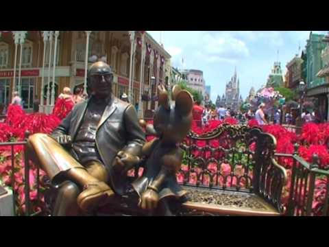 Magic Kingdom- Walt Disney World (Part 1)