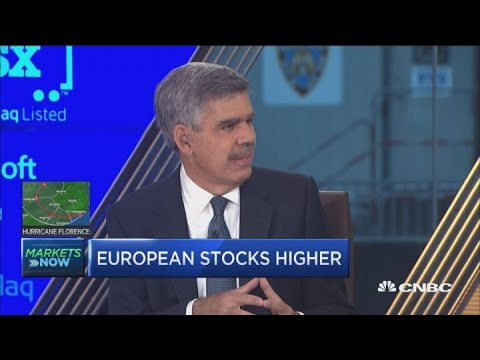 Next crisis doesn't come from the banking system, says Allianz's El-Erian