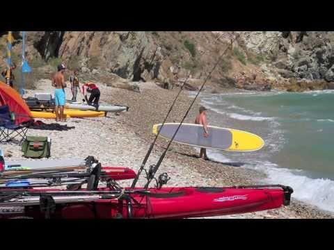 Sailing to Catalina the Hobie Adventure Island Way- HD