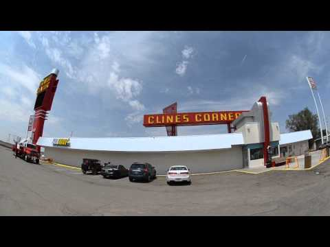 Clines Corners Truck Stop Travel Center New Mexico