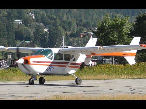 Cessna 337 Super Skymaster Takeoff