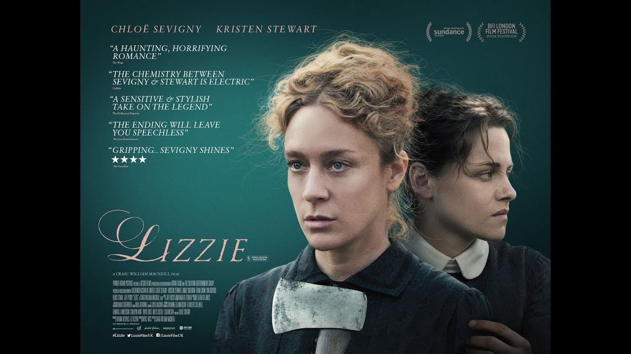Lizzie Trailer | In Cinemas 14 December