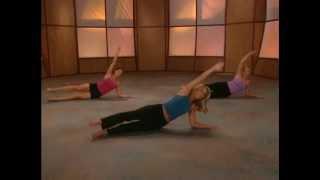 Дениз Остин - Йога для бедер и ягодиц  Austin Yoga Buns