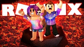 SURVIVING ROBLOX DISASTERS WITH JOEY AND YAMMY!