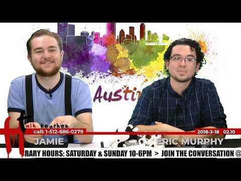 Talk Heathen 02.10 with Eric Murphy and Jamie