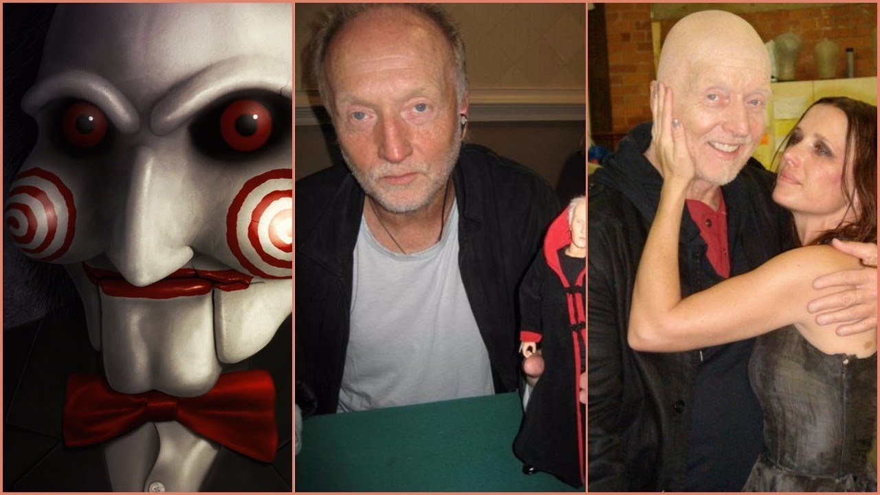 Tobin Bell (Jigsaw) - Rare Photos | Family | Lifestyle | Friends
