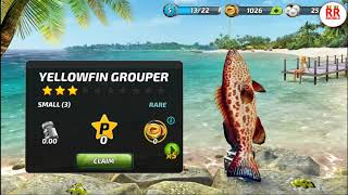 Extreme Sport Fishing: 3D Games. Fishing simulator Android/IOS Gameplay 2017