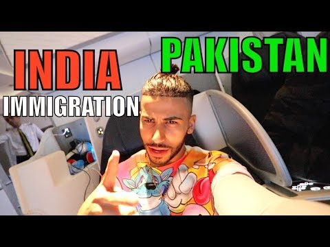 Stuck At India's Immigration Because I've been to Pakistan..