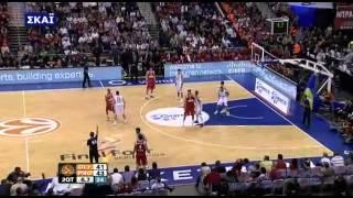 Euroleague Basketball: Semifinal (2009) - Olympiakos x Panathinaikos