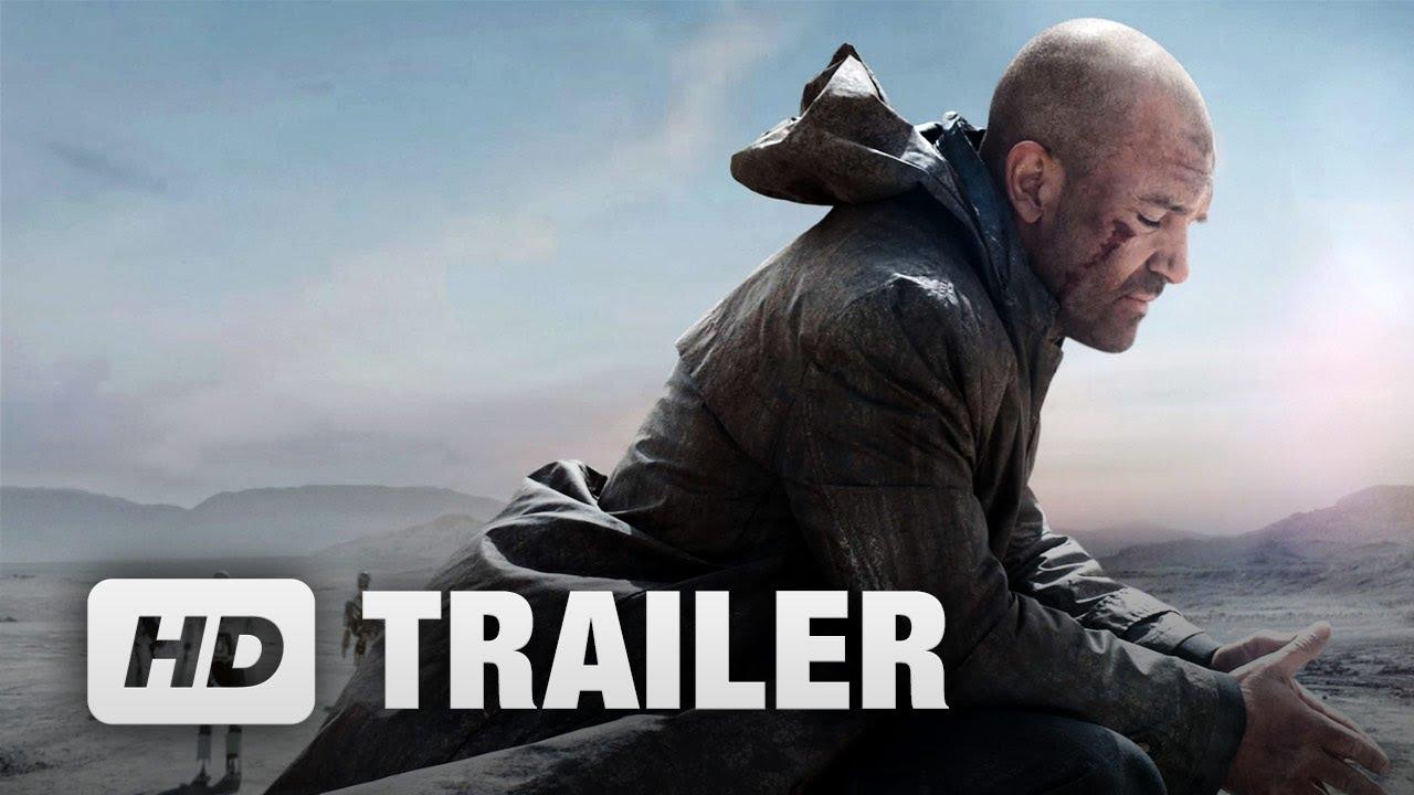 Automata Trailer Hd 2015 Antonio Banderas