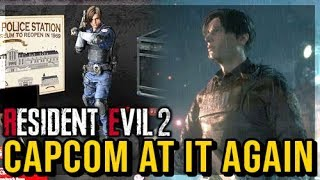 Resident Evil 2 - £220 European Collectors Edition