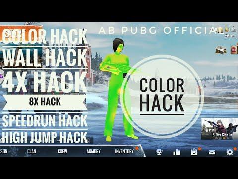 Color Hacks Pubg