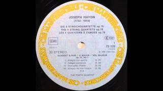 HAYDN, String Quartet In G Major, Op  76, No  1 , Tokyo String Quartet
