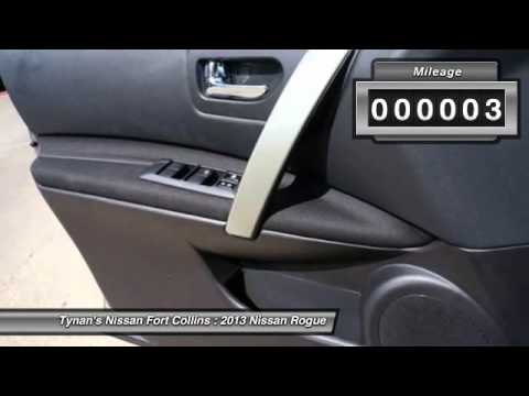 2013 Nissan Rogue Fort Collins CO G230907
