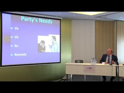 Paul Randolph - 3rd World Litigation Forum 2017 Europe