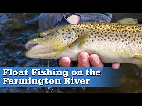 Float Fishing On The Farmington River | S17 E01