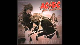 AC/DC - Show Business - Melbourne 31 December 1974 ( Soundboard )
