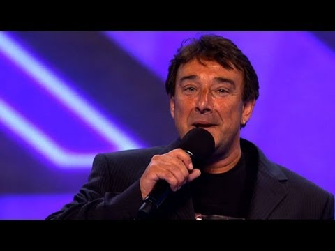 Terry Winstanley's audition - The X Factor 2011 - itv.com/xfactor