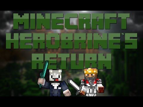 [RO] Minecraft Adventure Map | Herobrine's Return!