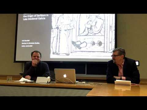 Iiuri Zazuliak: Slavery, Violence and the Origin of Serfdom in Late Medieval Galicia