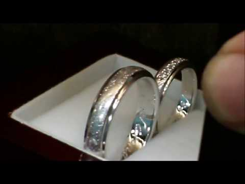 YARING PLATERO Video 124 - Wedding Ring for Telecom Engineers referred Client (Details below)