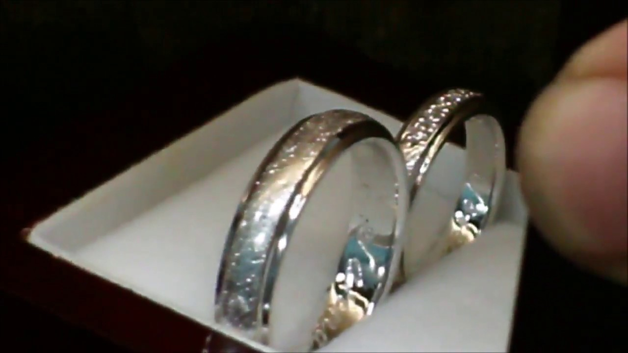 YARING PLATERO Video 124 Wedding Ring for Telecom Engineers