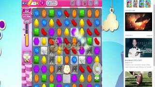 Candy Crush Level 1324  No Boosters  3 Stars