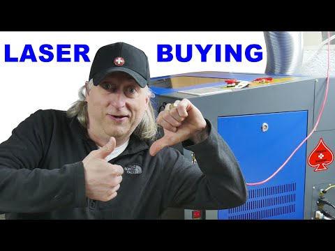 So you wanna buy a Laser? a basic buying and modification guide