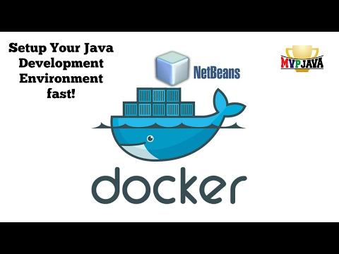 Docker for your Java Development Environment