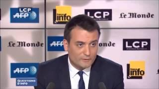 Florian Philippot humilie Frédéric Haziza sur Alain Soral