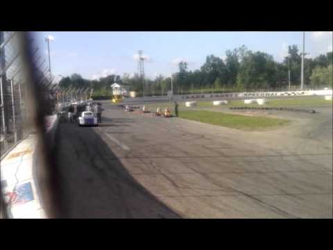 Go Karts at Lake County Speedway: Painesville, Ohio-nascarfan4348