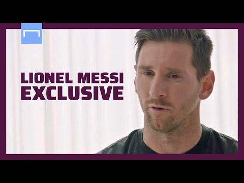 Wawancara Eksklusif: Lionel Messi