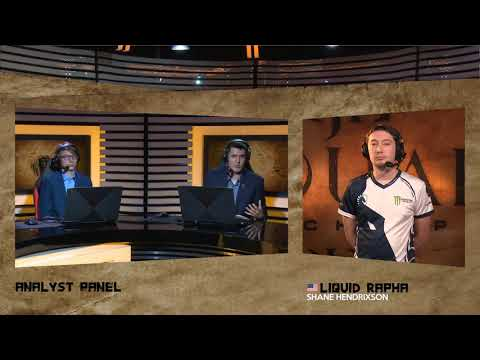 Rapha 300 IQ interview after Clawz game