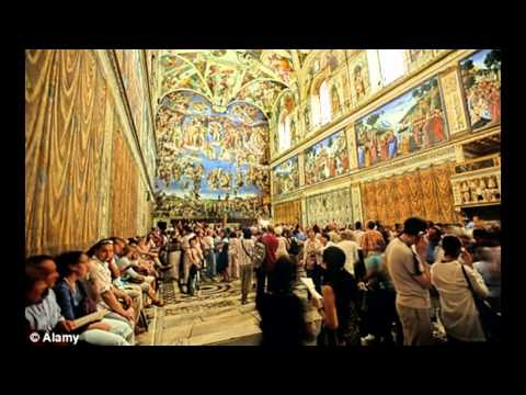 TOP TEN TOURIST ATTRACTION IN VATICAN CITY