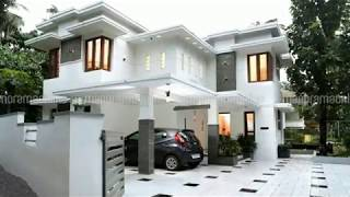Double Floor House For 15 Lakh Modern Home | Design | Elevation