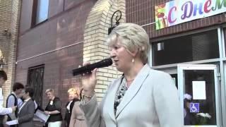 День Знаний 02.09.2014 в школе № 1270