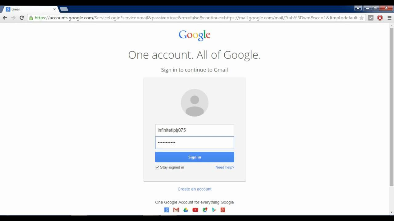 How to delete gmail address - YouTube