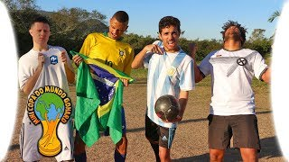 MINI COPA DO MUNDO GOHARD #1
