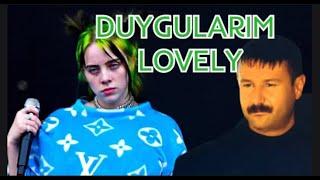 Duygularim Lovely - AZER BULBUL ft  Billie Eilish ft  Khalid EDiTiON Resimi