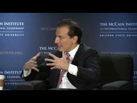 The Global Leadership Symposium: Leadership Discussion With George Logothetis