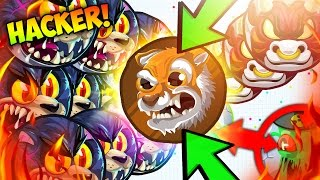 BEAST *NEW* DOUBLE & CANNONBALL SPLIT! + BEST MOMENT w/ ƬψƬ ☢ CORD (Agario)