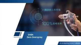 saba zero overspray 技术新突破 zh